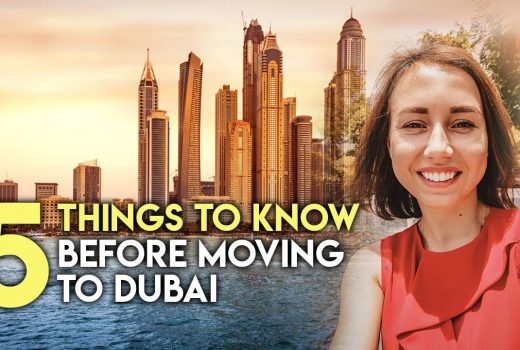 Things to consider before moving to Dubai